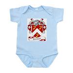 Denham Family Crest Infant Creeper
