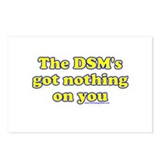The DSM's Got Nothing On You Postcards (Package of