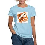 God Improvement Women's Light T-Shirt