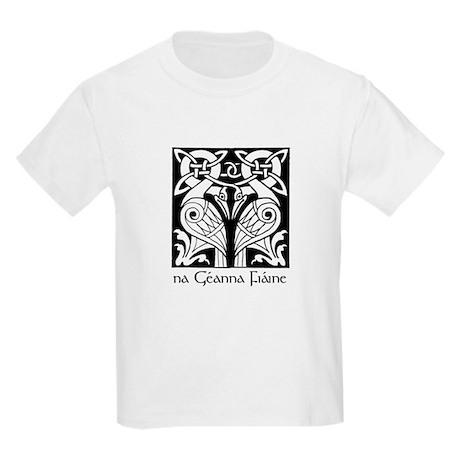 na Geanna Fiaine Kid's T-Shirt