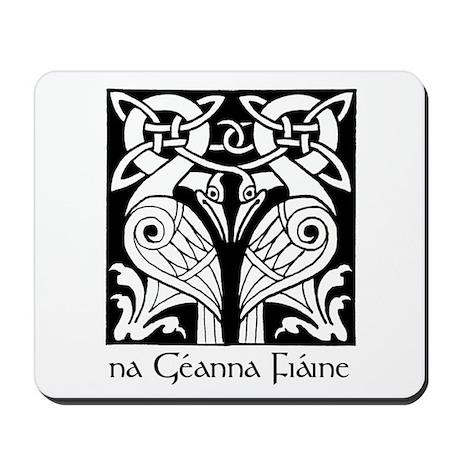 na Geanna Fiaine Mouse Pad
