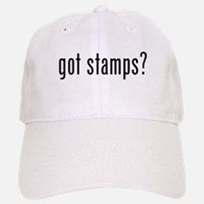 got stamps? Baseball Baseball Cap