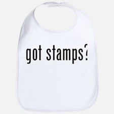 got stamps? Bib