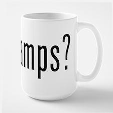 got stamps? Large Mug