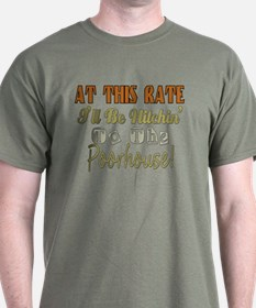 Hitchin' to the Poorhouse T-Shirt