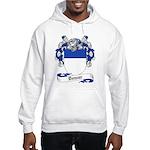 Dewar Family Crest Hooded Sweatshirt