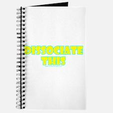 Dissociate This Journal