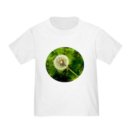 Dandelion's make a wish Toddler T-Shirt