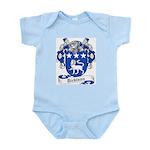 Dickison Family Crest Infant Creeper