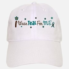 I Wear Teal For ME 12 Baseball Baseball Cap