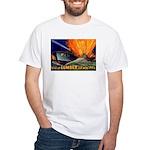 Give Us Lumber White T-Shirt