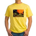 Give Us Lumber Yellow T-Shirt