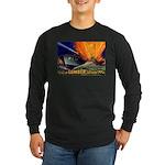 Give Us Lumber Long Sleeve Dark T-Shirt