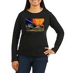 Give Us Lumber Women's Long Sleeve Dark T-Shirt