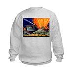 Give Us Lumber Kids Sweatshirt