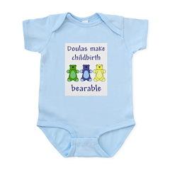 Doulas/ Bearable Infant Creeper