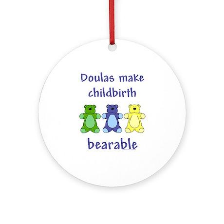 Doulas/ Bearable Keepsake (Round)