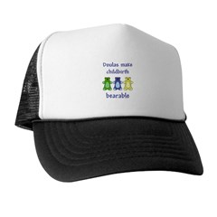 Doulas/ Bearable Trucker Hat