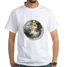 Culture of Germany Soccer Bal Shirt
