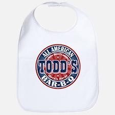 Todd's All American BBQ Bib