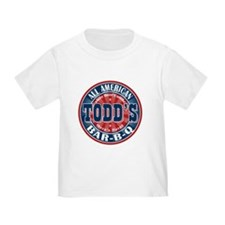 Todd's All American BBQ T