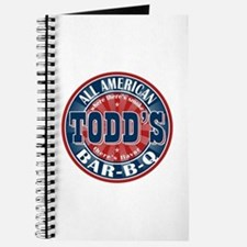 Todd's All American BBQ Journal