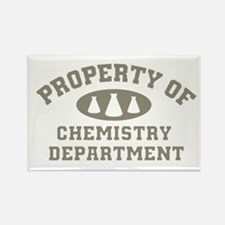 Property Of Chemistry Department Magnets