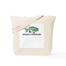 Indiana Fisherman Tote Bag