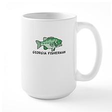 Georgia Fisherman Mug