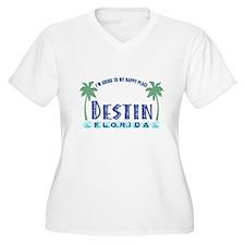 Destin Happy Place - T-Shirt