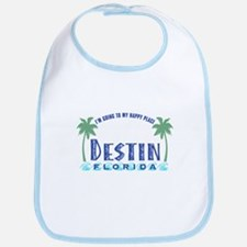 Destin Happy Place - Bib