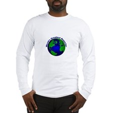 World's Greatest Reporter Long Sleeve T-Shirt