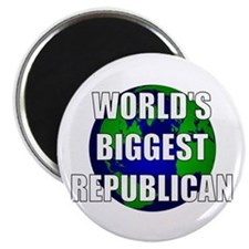 World's Biggest Republican Magnet
