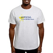 Official Cancer Kicker Asser T-Shirt