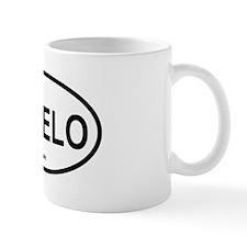 Tupelo Oval Mug