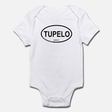Tupelo Oval Infant Bodysuit