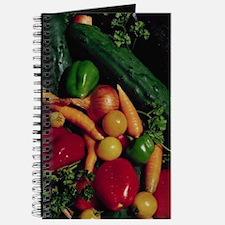 Multi Veggie Blank Recipe Book 2