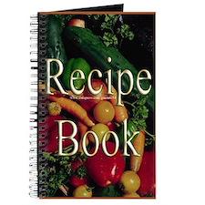 Multi Veggie Blank Recipe Book 1