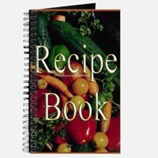 Multi Veggie Blank Recipe Book 1