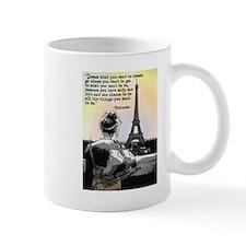 Paris Skating Mugs