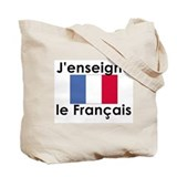 French teacher Bags & Totes