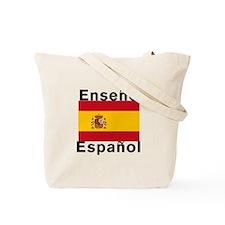 Spanish Teacher Tote Bag
