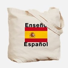 Spanish Teacher Tote Bag