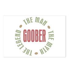 Goober Man Myth Legend Postcards (Package of 8)