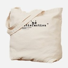 Satisfaction Tote Bag