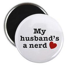 My Husband's a Nerd Magnet