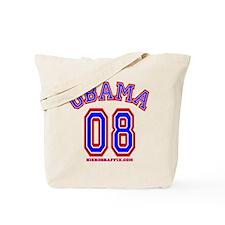 TEAM OBAMA '08 Tote Bag