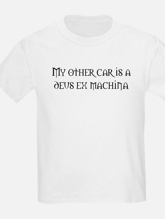 My deus ex machina T-Shirt
