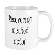Recovering method actor Mug