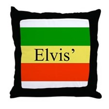 Cute Bwi Throw Pillow